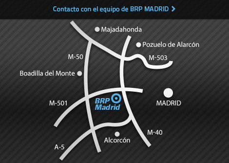 Map BR-Performance Madrid